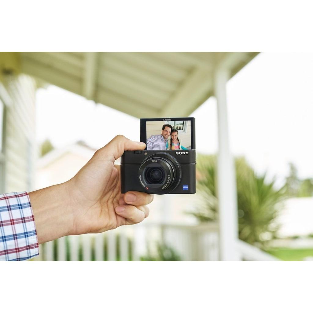 Sony Kompaktkamera »Cyber-Shot DSC-RX100M4«, ZEISS Vario-Sonnar T, 2,9 fach optischer Zoom