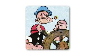 LOGOSHIRT Untersetzer mit witzigem Popeye-Motiv kaufen