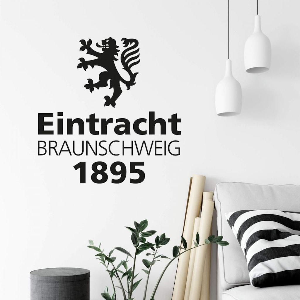 Wall-Art Wandtattoo »Eintracht Braunschweig Löwe«