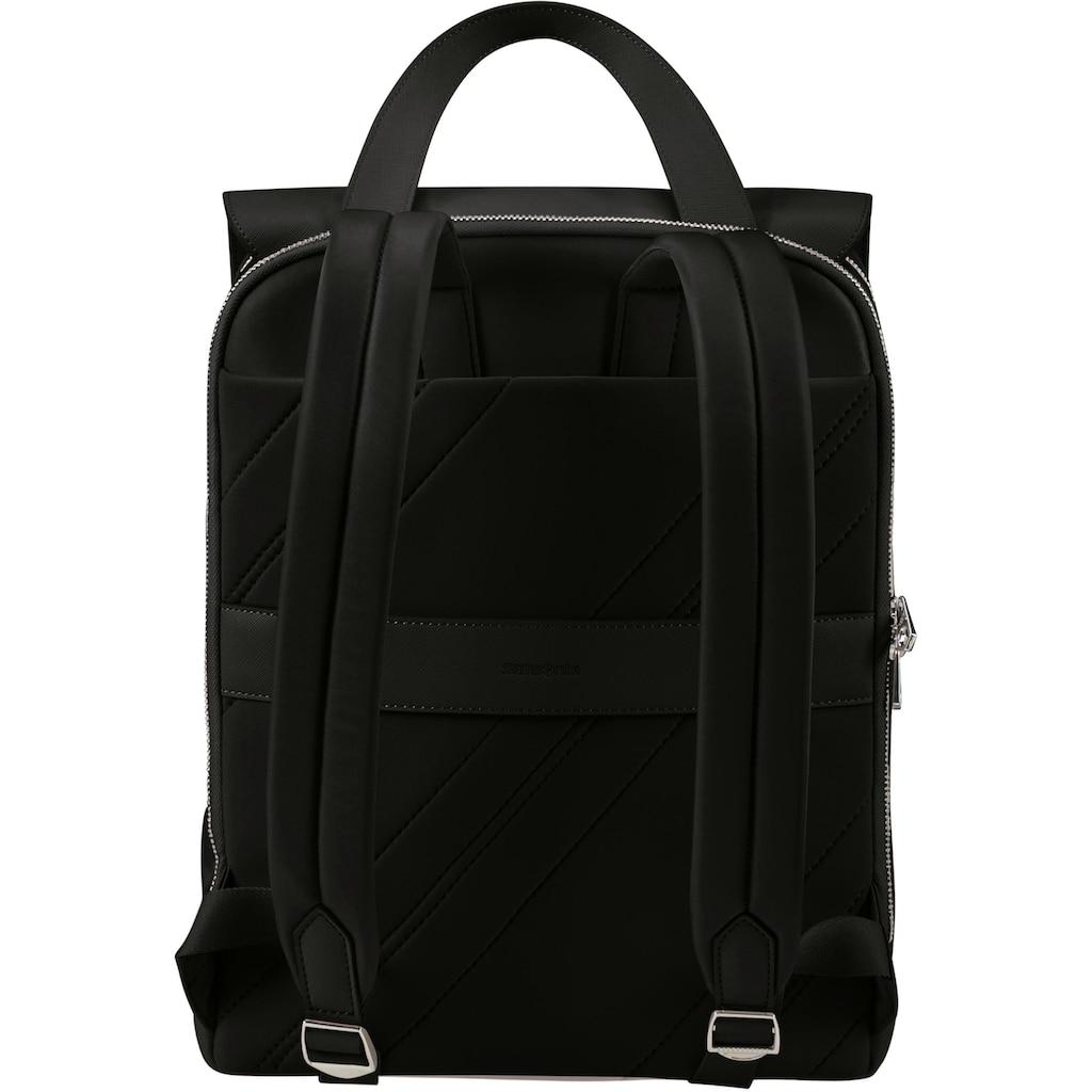 Samsonite Laptoprucksack »Zalia 2.0 Flap, black«