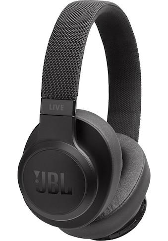 JBL Over-Ear-Kopfhörer »LIVE 500 BT«, Bluetooth, Freisprechfunktion-Sprachsteuerung-Multi-Point-Verbindung-kompatibel mit Siri, Google Now kaufen