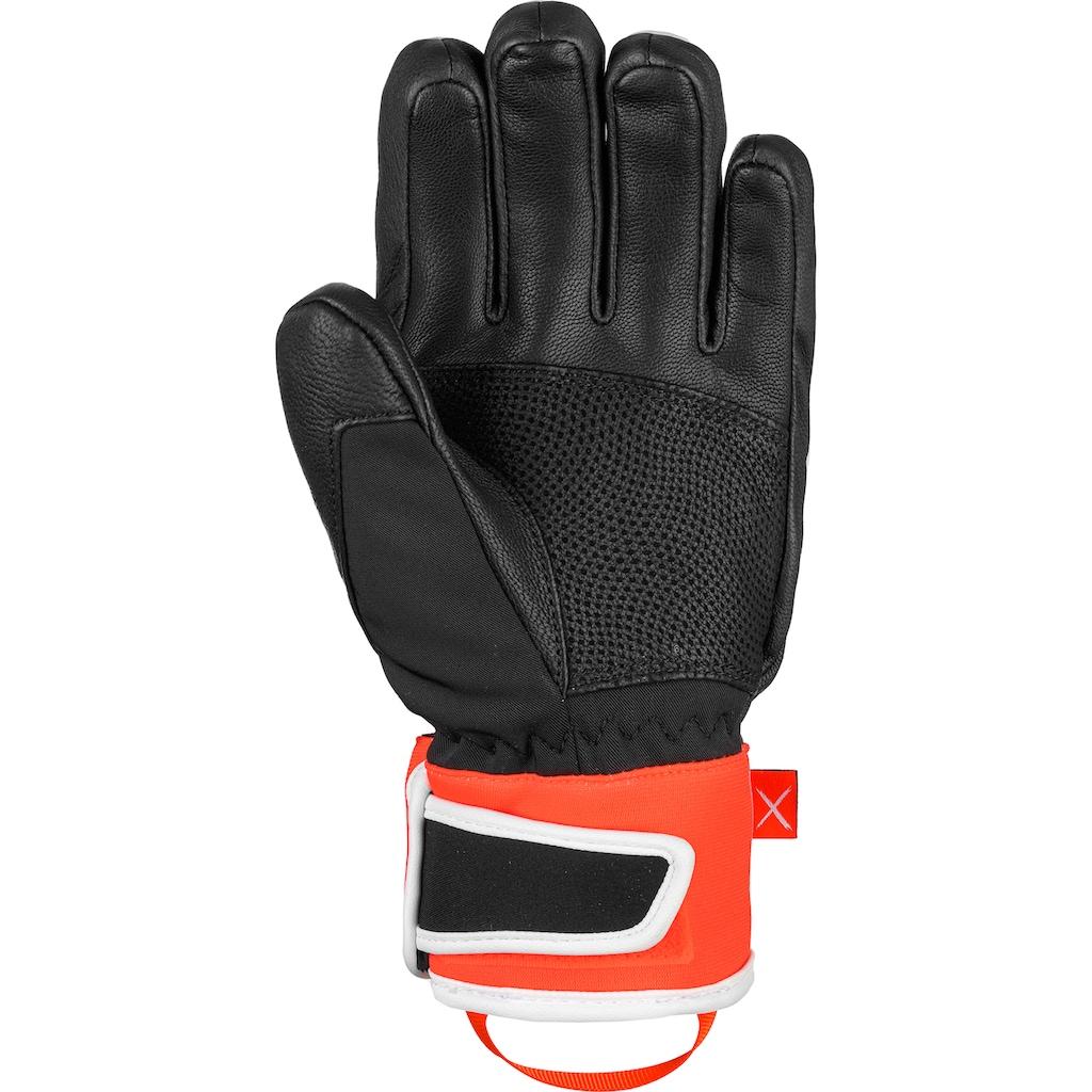 Reusch Skihandschuhe »Worldcup Warrior Prime R-TEX® XT Junior«, aus wasserdichtem Material