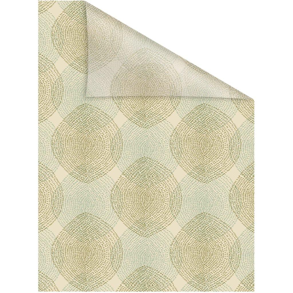 LICHTBLICK ORIGINAL Fensterfolie »Fensterfolie selbstklebend, Sichtschutz, Stripy Boho Drop India - Beige«, 1 St., blickdicht, glattstatisch haftend