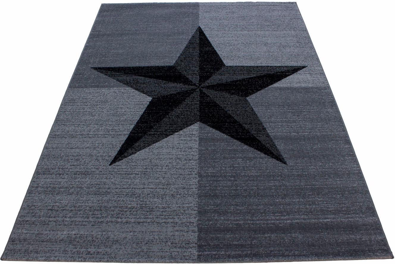 Teppich Plus 8002 Ayyildiz rechteckig Höhe 6 mm maschinell gewebt
