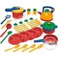 Klein Kinder-Küchenset »Emma's Kitchen Topfset groß«, Made in Germany