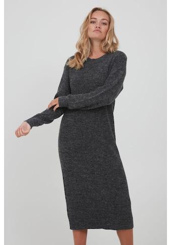 Ichi Strickkleid »IHMARAT DR 20110191«, Kleid mit Rundhals-Ausschnitt kaufen