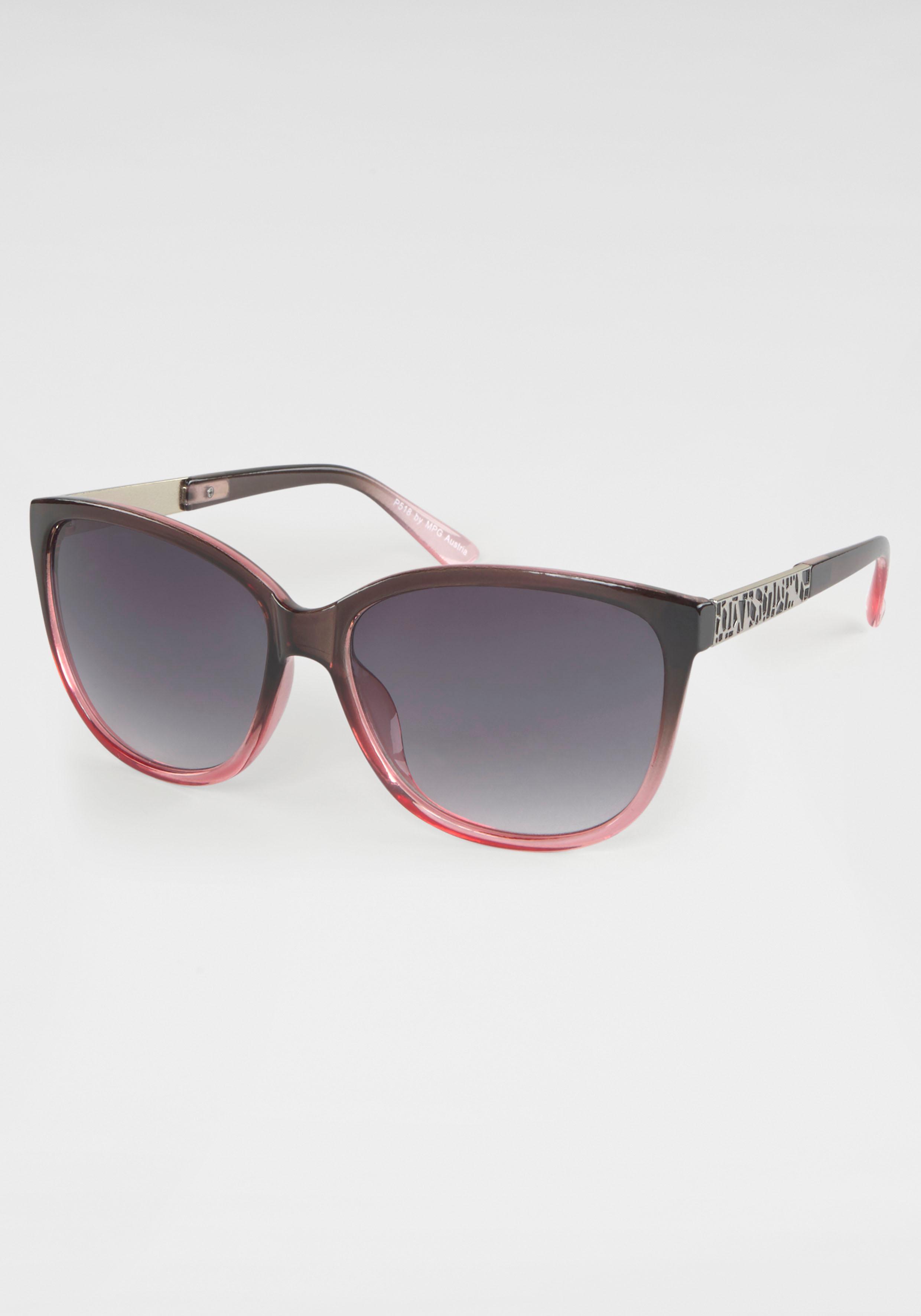 Sonnenbrille Damenmode/Schmuck & Accessoires/Accessoires/Sonnenbrillen/Ovale Sonnenbrille