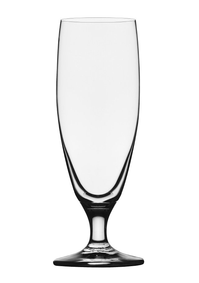Stölzle Bierglas IMPERIAL, (Set, 6 tlg.) farblos Kristallgläser Gläser Glaswaren Haushaltswaren