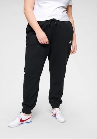 Nike Sportswear Jogginghose »ESSENTIAL PANT FLEECE PLUS SIZE« kaufen