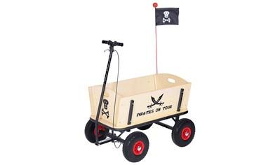 PINOLINO Bollerwagen »Jack«, BxTxH: 90x63x61 cm kaufen
