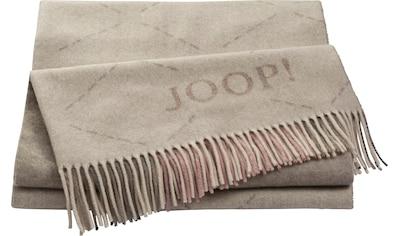 Plaid »SENSUAL - SIGNATURE«, Joop! kaufen