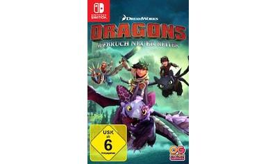 BANDAI NAMCO Spiel »Dragons - Aufbruch Neuer Reiter«, Nintendo Switch kaufen