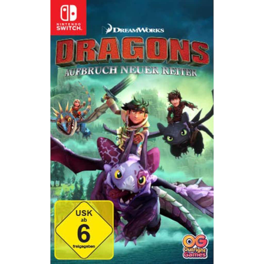 BANDAI NAMCO Spiel »Dragons - Aufbruch Neuer Reiter«, Nintendo Switch