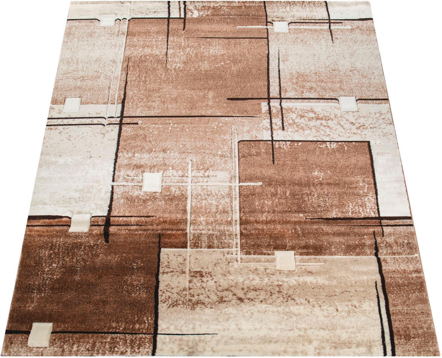 Teppich Florenz Paco Home rechteckig Höhe 16 mm maschinell gewebt