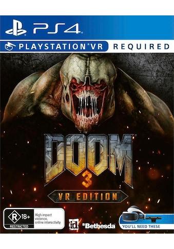 Bethesda Spiel »Doom 3 VR Edition«, PlayStation 4 kaufen
