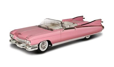 Maisto® Sammlerauto »Cadillac Eldorado Biarritz, Maisto®«, 1:18, mit Lenkung und Federung kaufen