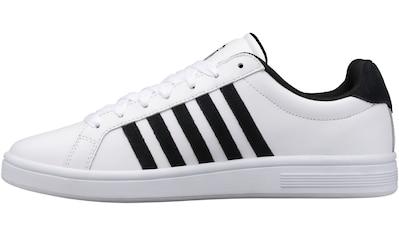 K-Swiss Sneaker »Court Tiebreak M« kaufen