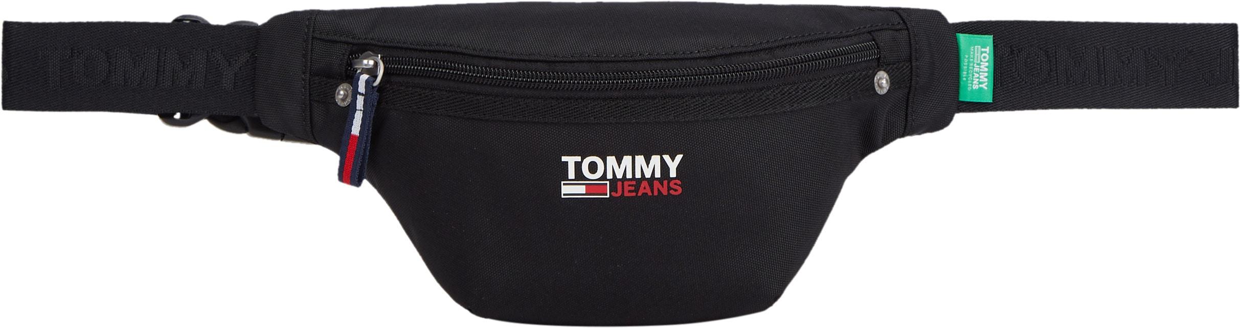 tommy jeans -  Bauchtasche TJW CAMPUS BUMBAG, mit Reißverschluss-Innenfach