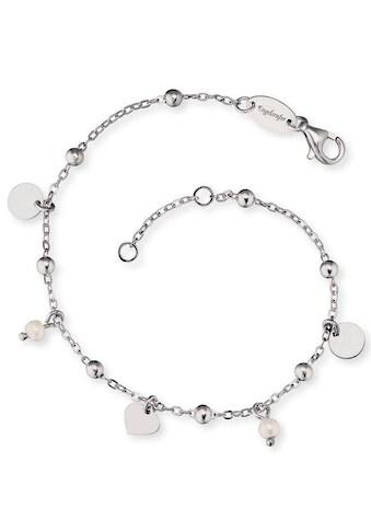 Engelsrufer Silberarmband »Herzen, Little Joy, ERB - LILJOY - PE« kaufen