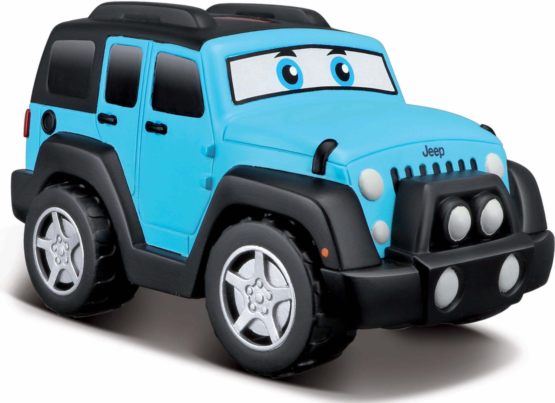 bbJunior RC-Auto Jeep Lil Driver Jeep Wrangler (Komplettset)