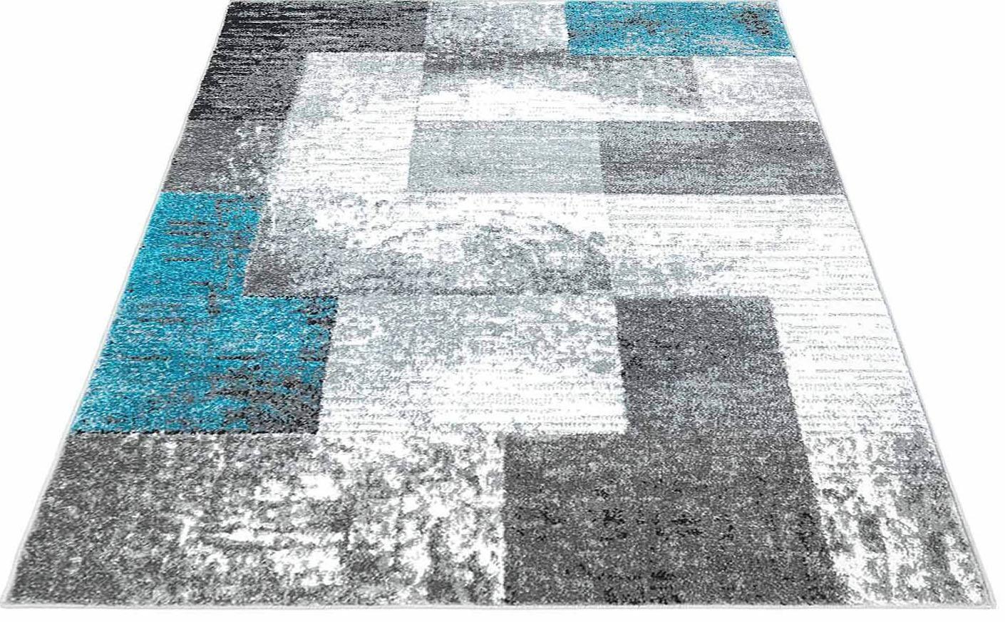 Teppich Moda 1989 Carpet City rechteckig Höhe 11 mm maschinell gewebt