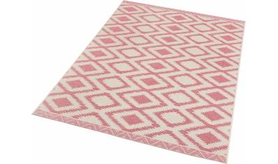 bougari Teppich »Isle«, rechteckig, 4 mm Höhe, Flachgewebe, In- und Outdoor geeignet, Wohnzimmer kaufen