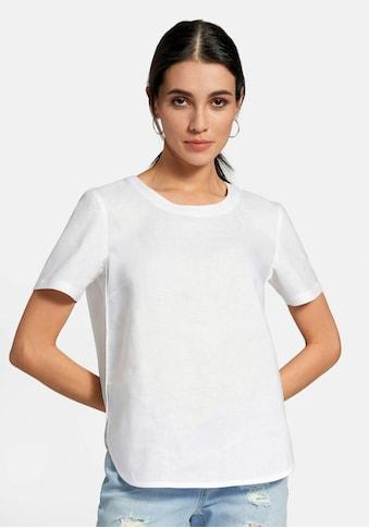 Peter Hahn Shirtbluse »aus Leinen« kaufen