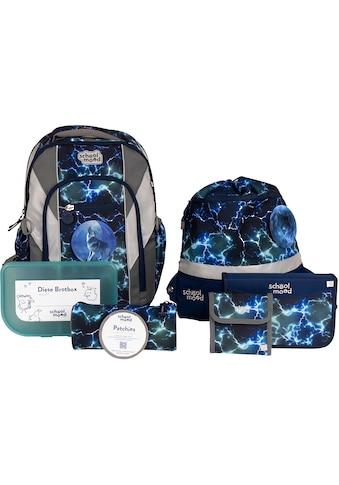 SCHOOL-MOOD® Schulrucksack »Loop Air+, Felix«, retroreflektierende Flächen, mit... kaufen