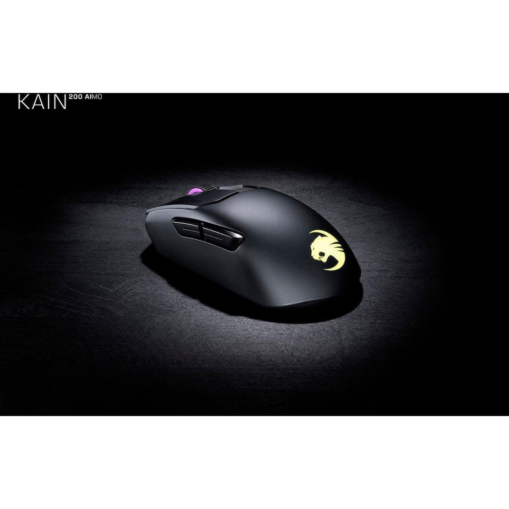 ROCCAT Gaming-Maus »Kain 200 AIMO«, Funk