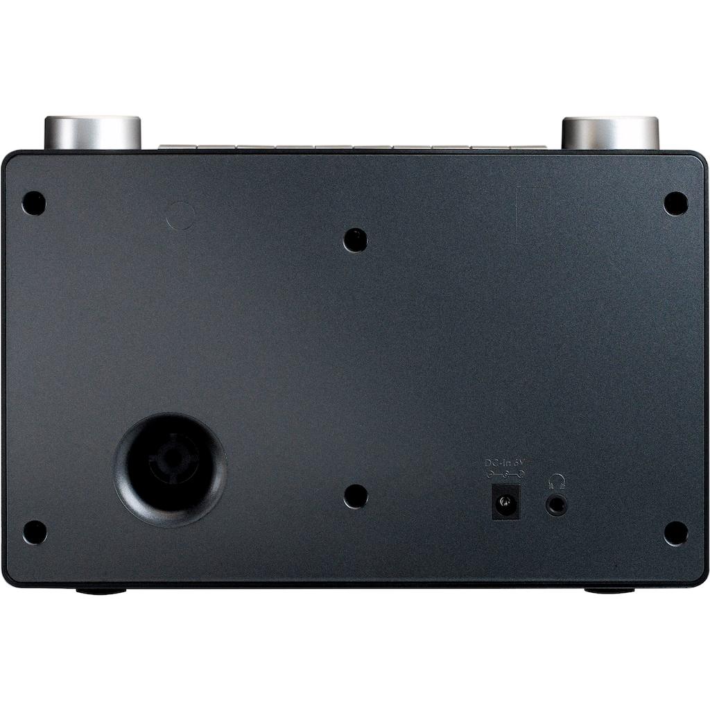 Lenco Internet-Radio »DIR-70«, (Bluetooth-WLAN Digitalradio (DAB+)-FM-Tuner-Internetradio 3 W)