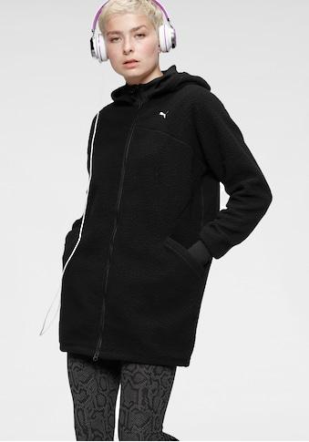 PUMA Langjacke »Studio Sherpa Jacket« kaufen