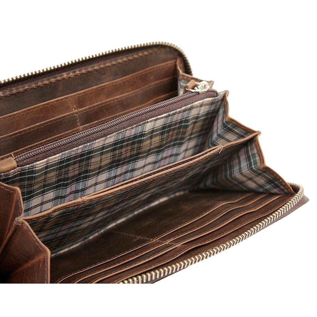 Harold's Geldbörse »SADDLE«, Fotofach