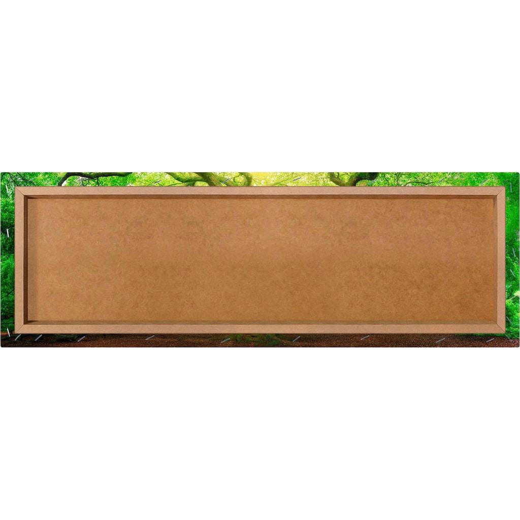 Reinders! Holzbild »Deco Block 40x118 Old Oak«