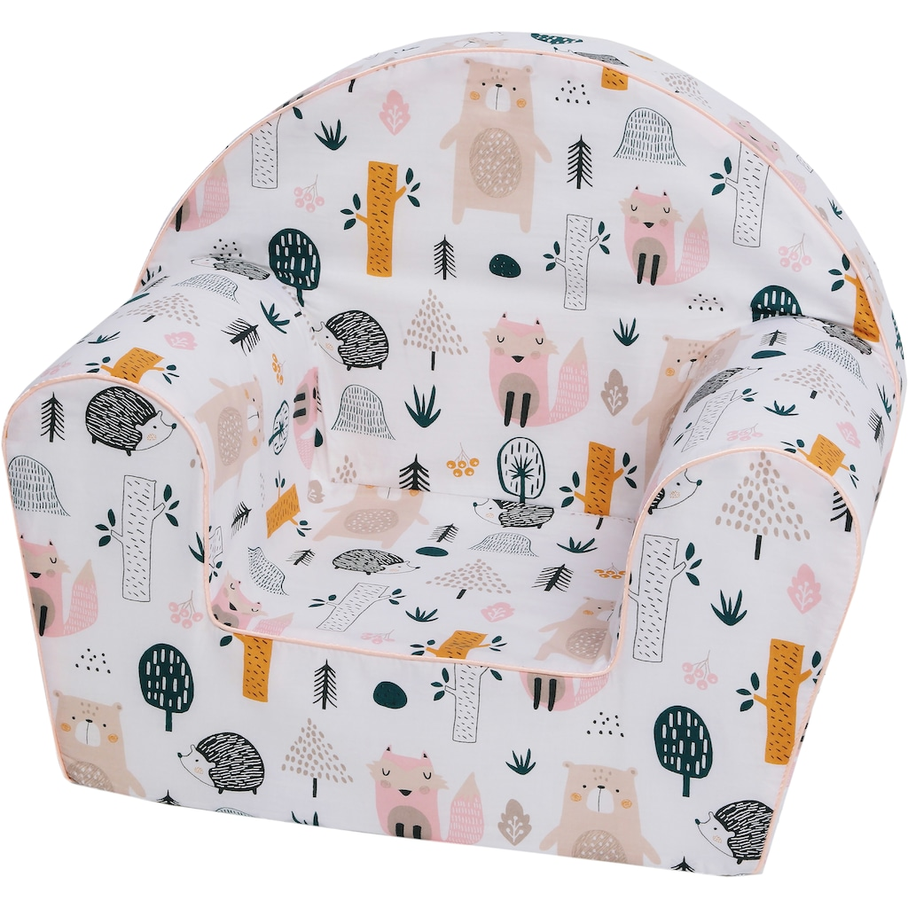 Knorrtoys® Sessel »Wildlife«, für Kinder; Made in Europe