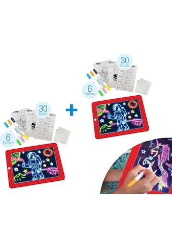 "MediaShop Zaubertafel ""Magic Pad"" (Set, 2 - tlg.) kaufen"