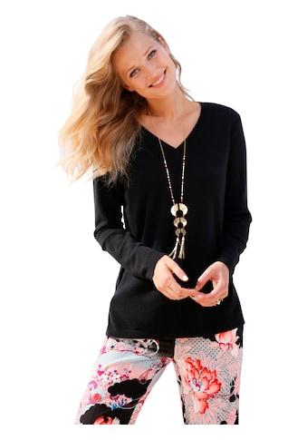 include V - Ausschnitt - Pullover »aus 100% Kaschmir« kaufen