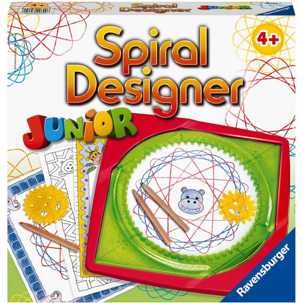 Ravensburger Malvorlage »Spiral-Designer Junior«, Made in Europe, FSC® - schützt Wald - weltweit