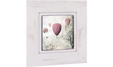 Home affaire Holzbild »Heißluftballons« kaufen