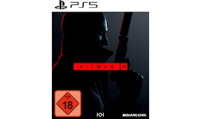 SquareEnix Spiel »HITMAN 3«, PlayStation 5 kaufen