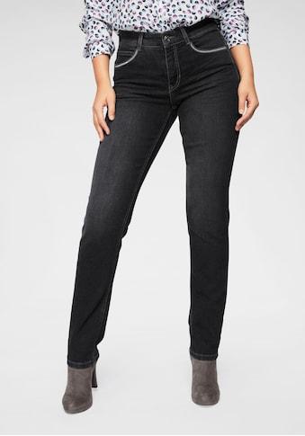 MAC Straight - Jeans »Melanie Glam Chain« kaufen
