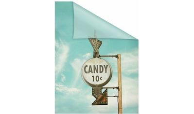 LICHTBLICK Fensterfolie »Candy«, selbstklebend, Sichtschutz kaufen