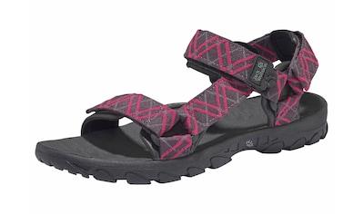 Jack Wolfskin Outdoorsandale »Wildwaters Sandal W« kaufen