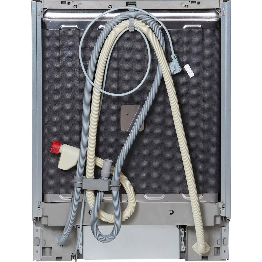 AEG vollintegrierbarer Geschirrspüler »FSE63800AP«, FSE63800AP, 13 Maßgedecke, mit ComfortLift - Hebefunktion