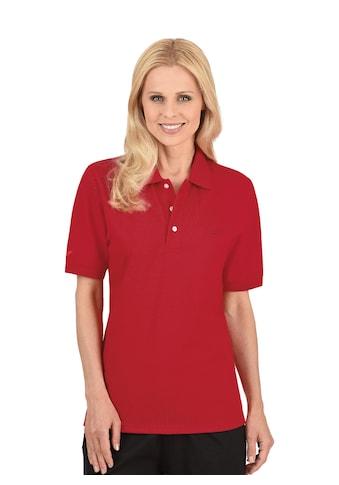 Trigema Poloshirt für Industriewäsche kaufen