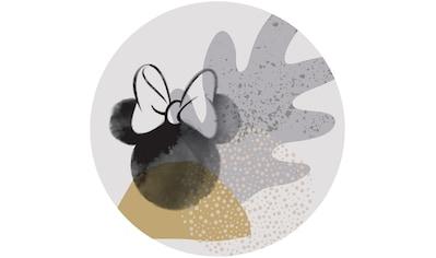 Komar Fototapete »Minnie Loop«, bedruckt-Comic-Retro-mehrfarbig, BxH: 128x128 cm,... kaufen