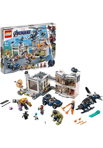 """LEGO® Konstruktionsspielsteine """"Avengers Hauptquartier (76131), LEGO® Marvel Super Heroes™"""", Kunststoff kaufen"""