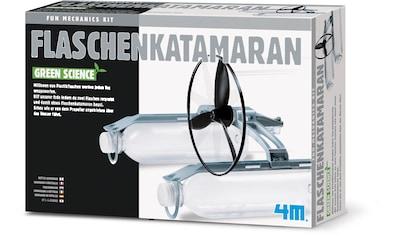 4M Experimentierkasten »Green Science - Flaschenkatamaran« kaufen