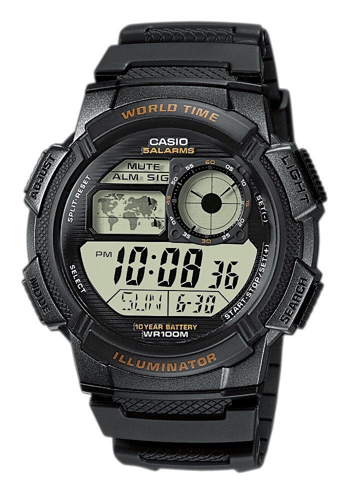 Casio Collection Chronograph AE-1000W-1AVEF Preisvergleich