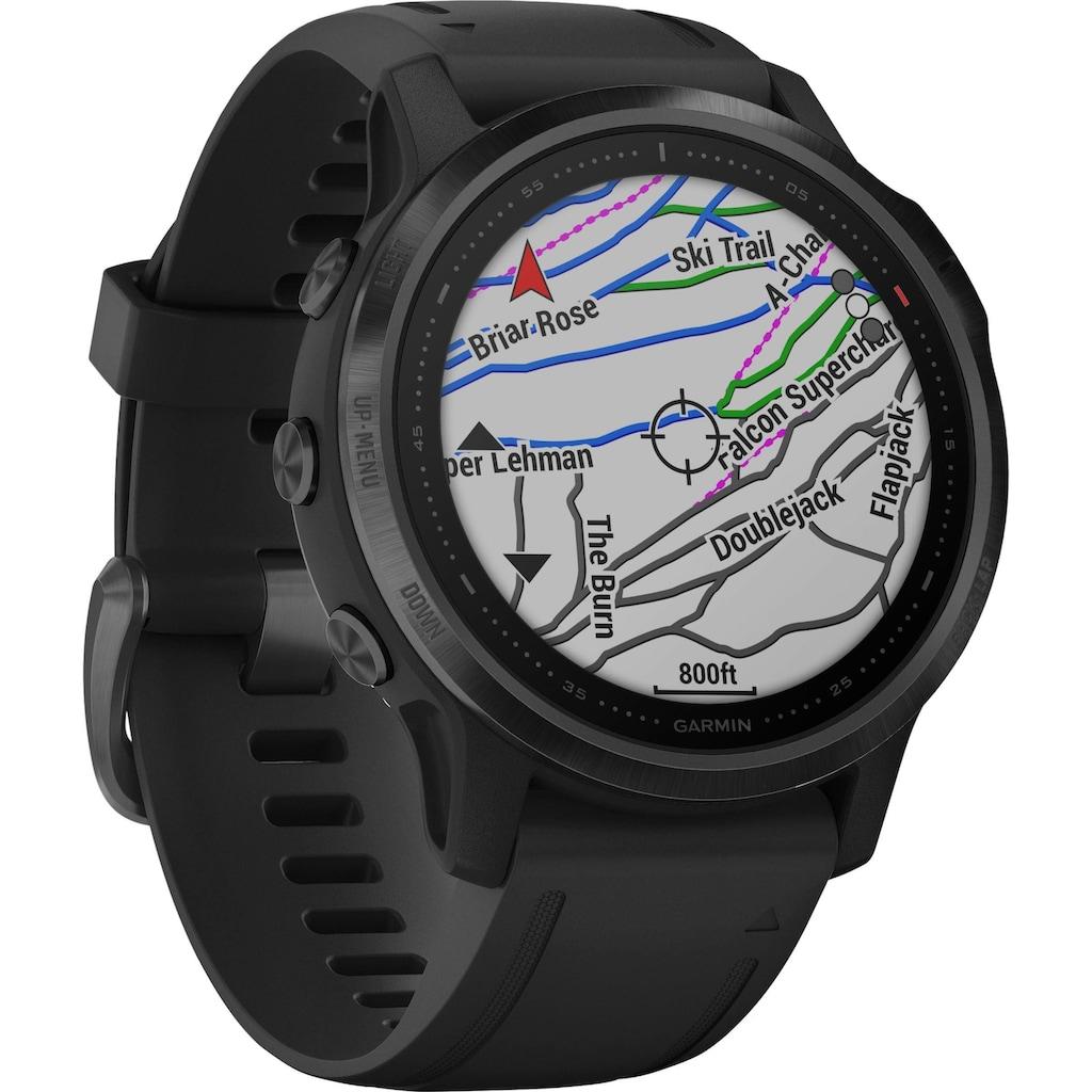 Garmin Smartwatch »fēnix 6 S – Pro«