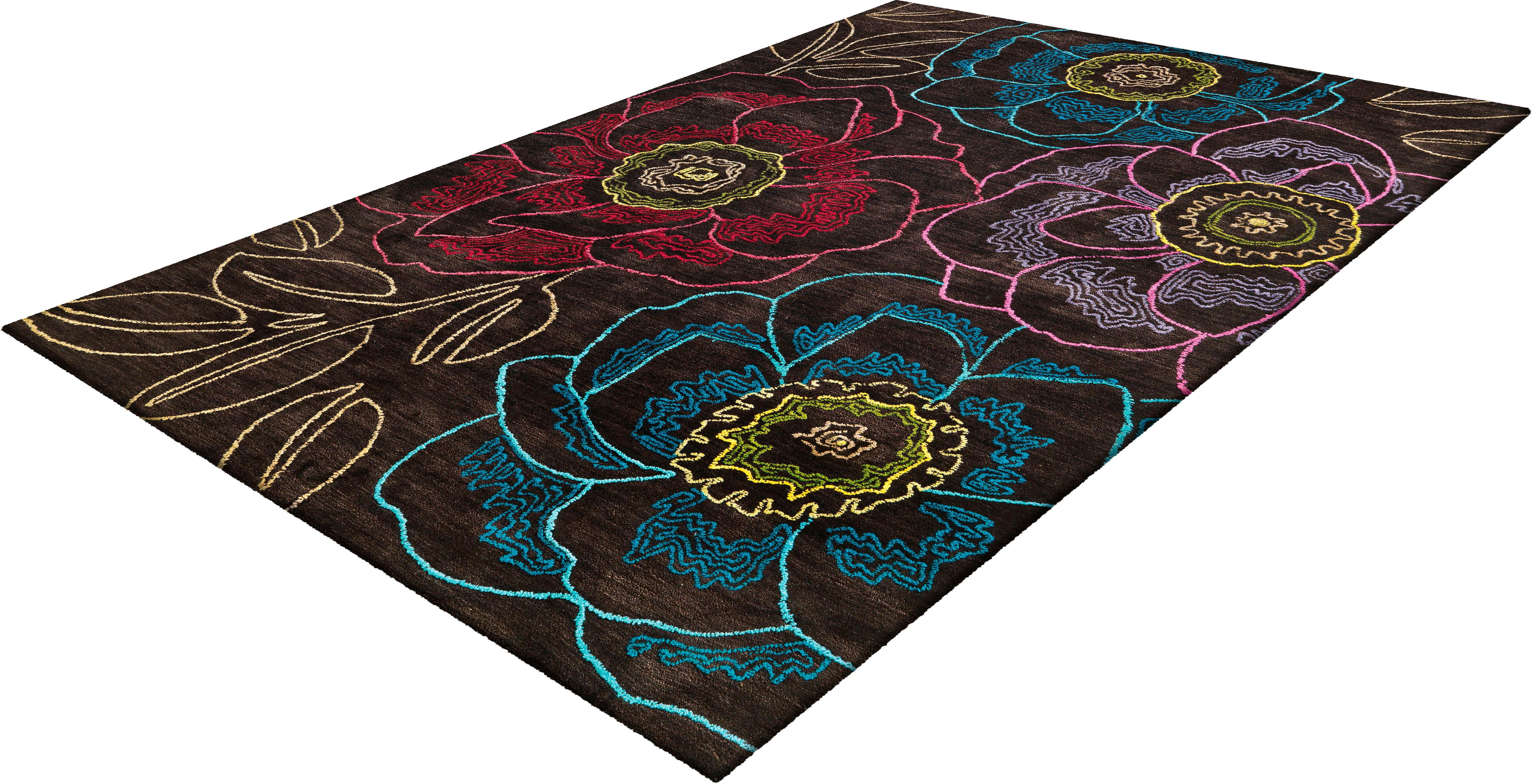 Teppich Mood 4300 Arte Espina rechteckig Höhe 10 mm handgetuftet
